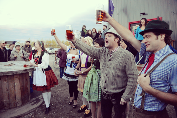 Oktoberfest HooDoo Brewing Co Fairbanks Alaska