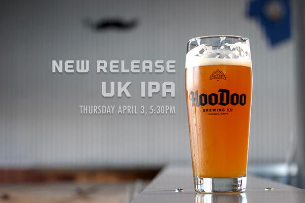 HooDoo Brewing Co. - Fairbanks Alaska - English IPA