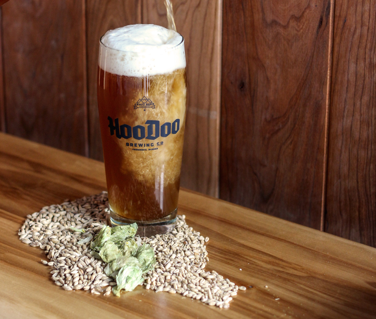 Two May Releases: Maibock Lager and Bavarian Weissbier
