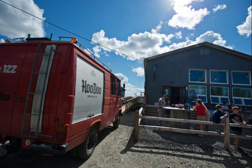 In Fairbanks, local love keeps HooDoo Brewing Company in high demand