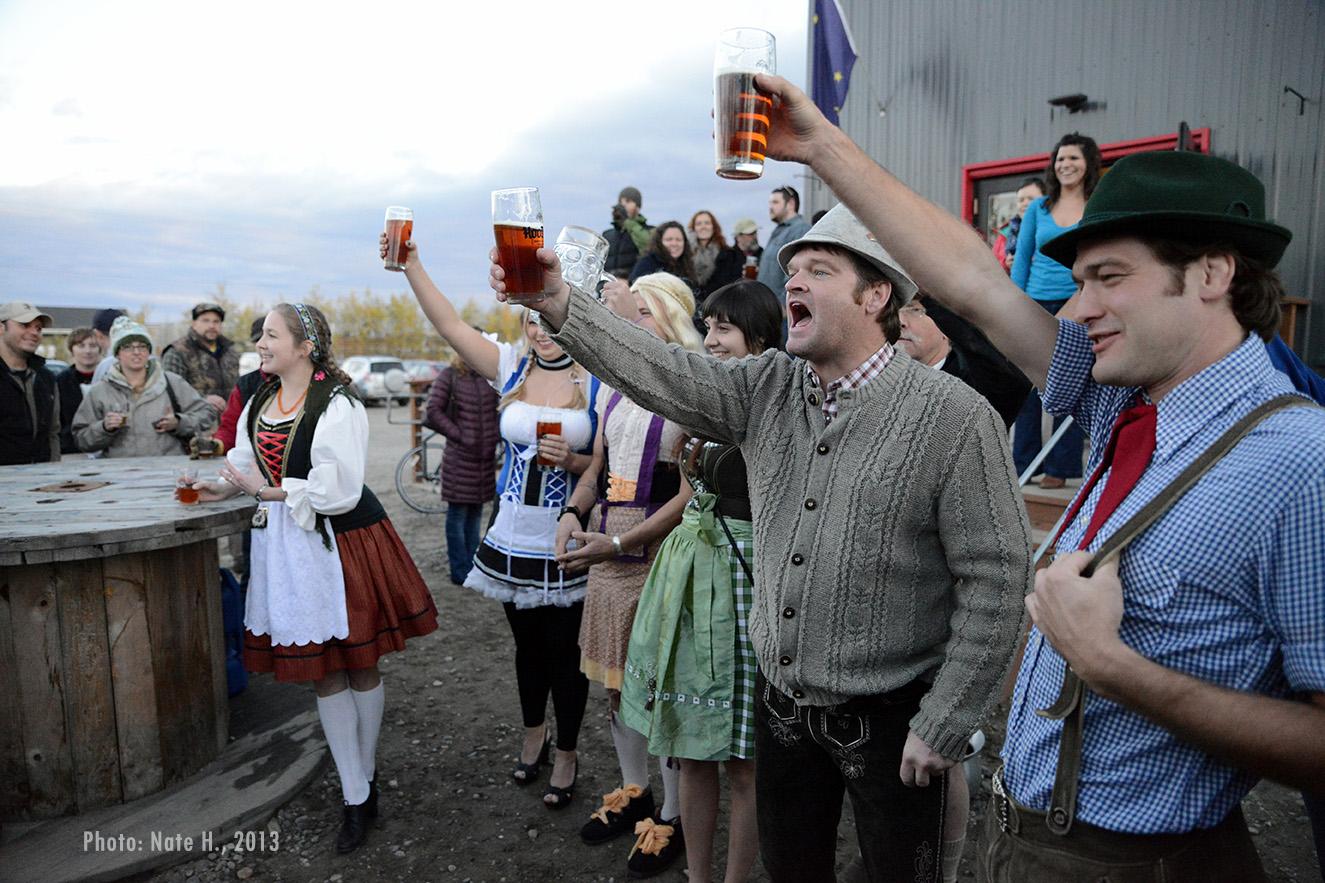 Celebrate Oktoberfest with HooDoo!