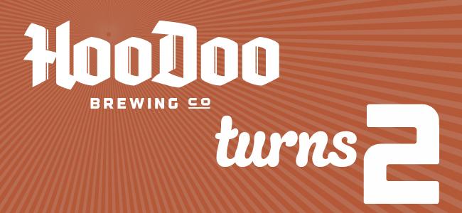 HooDoo Brewing Co - Fairbanks - Alaska - Pumpkin Anniversary
