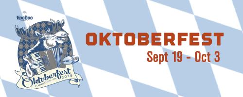 Festivities // Eats // Fun – It's Oktoberfest!