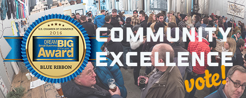 Bring the U.S. Chamber of Commerce Community Excellence award to Fairbanks!
