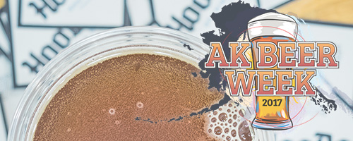 Alaska Beer Week, January 13 – 22, 2017