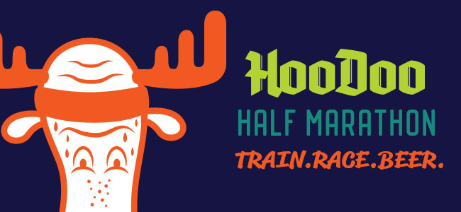HooDoo Brewing Co. Half Marathon Fairbanks Alaska