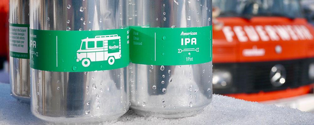 HooDoo IPA in Cans